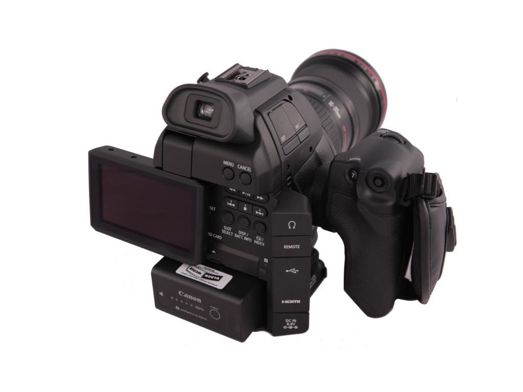 Kamera Body Canon C100 (EF)