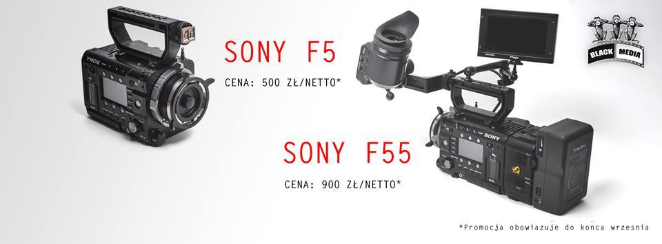 F5 i F55 wynajem